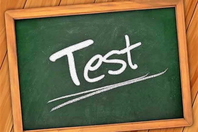 Test Online ingles avanzado 1